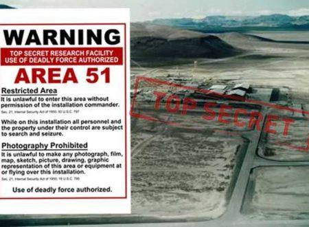 Reverse engineering UFO, Area 51: la storia di Bob Lazar
